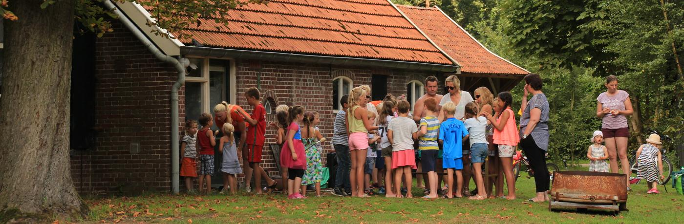Camping mit Animation in Holland