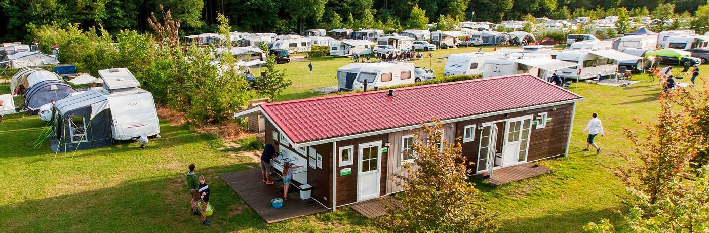 Camping Sanitäre Anlagen