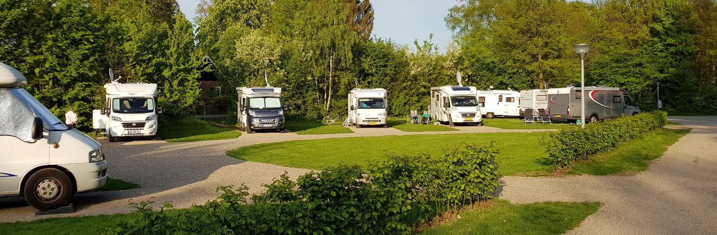 Wohnmobilstellplätze in Winterswijk