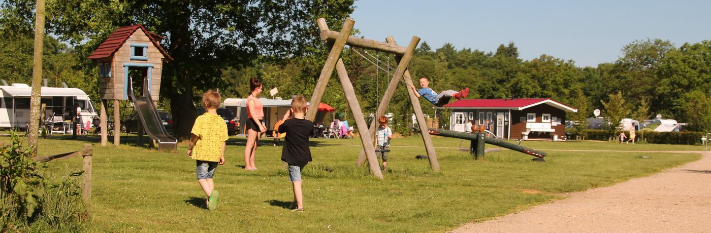 Zelten In Holland