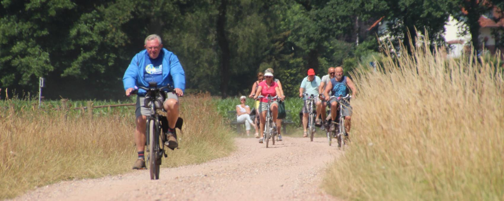 Fahrradfahren Winterswijk
