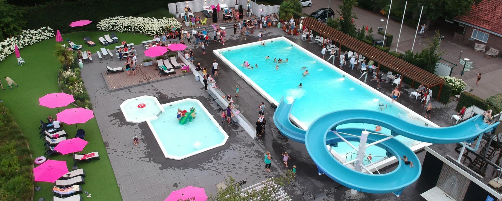 Campingplatz mit Schwimmbad Winterswijk