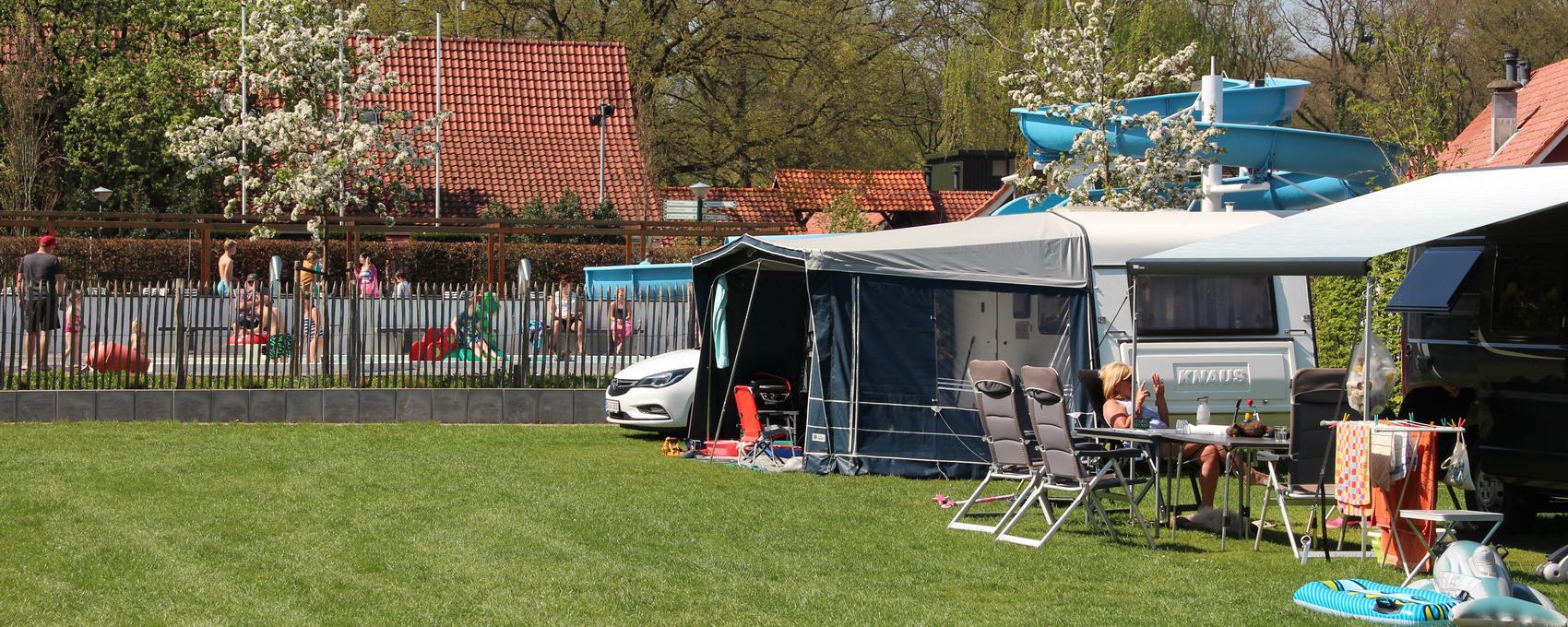 Camping Comfortplaats