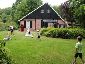 Familienhaus für 10 Personen.